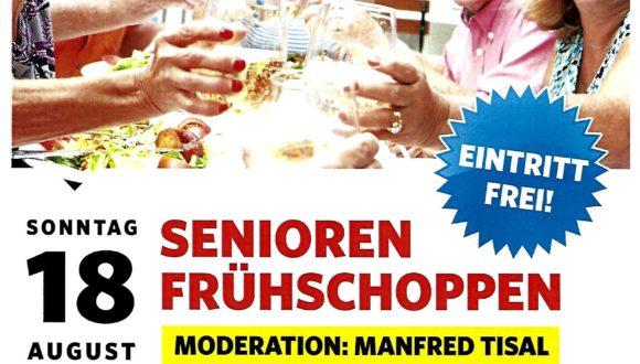 Seniorenfrühschoppen 18.08.2019