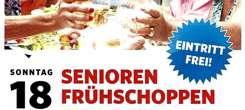 Senioren Frühschoppen der BG Villach Land